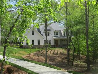 The Estates at Serenity Farm | 115 Serenity Lake Dr. Alpharetta, GA | Sold