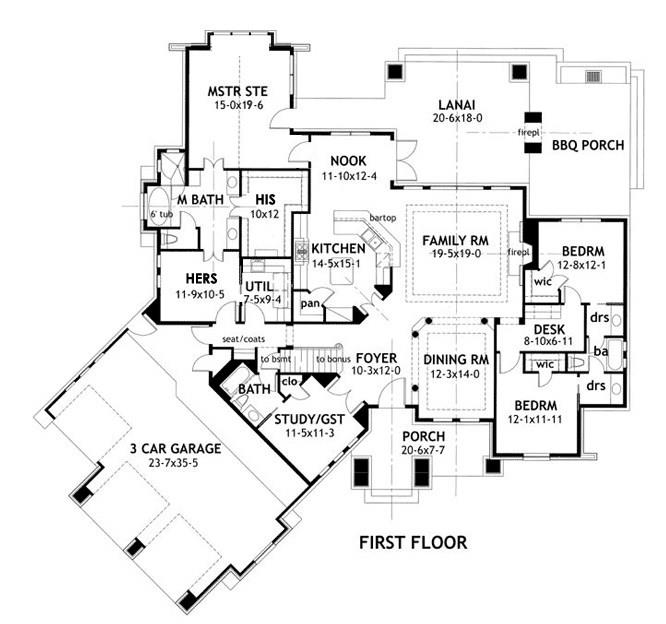 Lot 11 First Floor